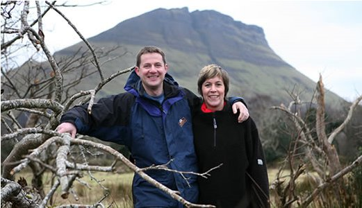 Turning their back on London for a better quality of life in Sligo