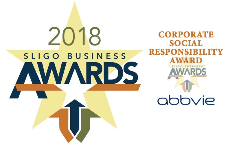Finalist in Sligo Business Awards 2018