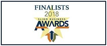 Sligo Business Awards Finalists 2018 logo