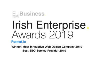 Irish Enterprise Awards Winners 2019