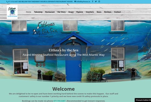 Eithnas Website