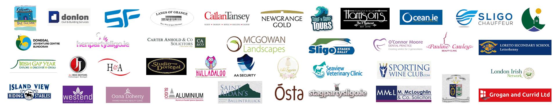 Format Web Design Client Logos