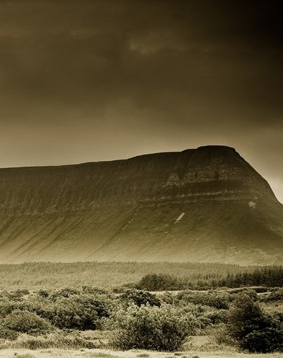 Benbulben mountain - tour of Sligo Tours