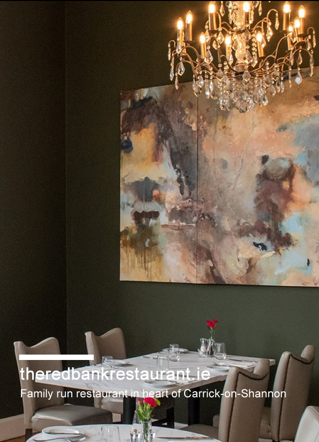The Red Bank Restaurant, Carrick on Shannon